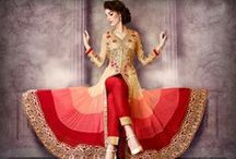 Exclusive Anarkali / Exclusive Anarkali By www.buyapparel.in