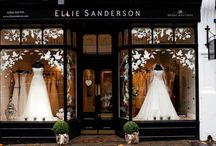 Ellie Sanderson - Bridal Boutique / Ellie Sanderson is a leading Wedding Dress Boutique in Oxfordshire. She has a stunning collection of Wedding gowns. They also have an amazing Boudoir collection and photography support.    www.elliesanderson.co.uk www.elliesandersonboudoir.co.uk