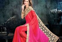 karva chauth Sarees / Special Collection for karva chauth Festival  Plz Visit Now http://buyapparel.in/buy-sarees-online.html