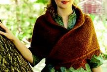 Scarf, Shawl and Cowl Knitting Patterns