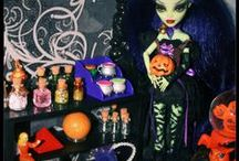 Monster High Witchcraft Shop / by Andrea Reed