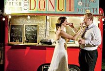 Funfair wedding / School Assignment