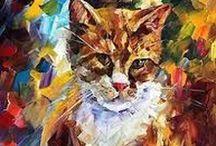 Modern paintings\ moderne schilderijen