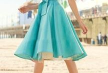 Vintage trousers and skirts\Vintage broeken en truitjes