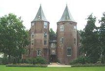 Castles of The Netherlands/Nederlandse kastelen / All castles