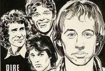 Dire Straits- Mark Knopfler / Dire Straits- Mark Knopfler