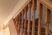 Diminishing Balustrades