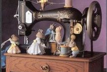 Sewing machines/ naaimachines / antieke en moderne naaimachins