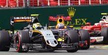 Formule 1 / Formule 1 en Verstappen 2016 en 2017