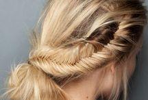 hair / by Elise Salo
