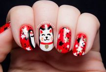Nail Art Inspiration / Nailart I love and admire, they inspire me.