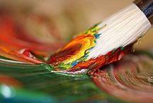 Künstlerartikel - Art Supplies