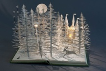 books as art
