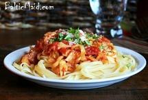Pasta & Noodle Dishes