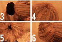 style/hair etc