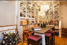 Wine Cellars / Wine cellar design inspiration