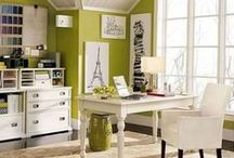 Home Office / Home office design inspiration