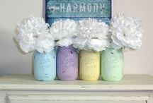 Spring Is Here! / Examples of Spring Themed decor for ideas and inspiration