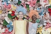 Spring's Florals and Your Makeup - 2013 / Be inspired! We track what is the 2013 Spring season's makeup to go with your florals! xo, Parelle Cosmetics