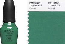 2013 Colour of the Year - Emerald / ''Lively. Radiant. Lush… A color of elegance and beauty                        that enhances our sense of well-being, balance and harmony.'' - Pantone, 2013