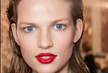 2013 Spring Summer Hair Trend Spotted - Wet Look / Sleek. xo, Parelle Cosmetics