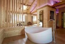 Bathroom Ideas / Bathroom decor and design inspiration