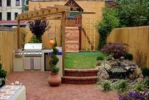 Backyard Spaces / Examples of Backyard Spaces for ideas and inspiration