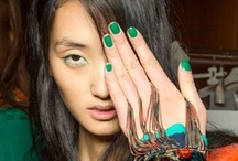2013 Spring's Nail Affair! / We spot inspirational nail beauty for you to experiment & have fun with this Spring. XO, Parelle Cosmetics