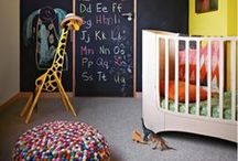 Baby's Nursery / Examples of Home Nurseries for ideas and inspiration