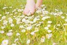 FEET / Feet ground us and act as the conduit for earth's energizing and balancing emanations....LOVE YOUR FEET.