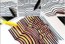Kunstideen - Creative ideas / Ausgefallene und beeindruckende Ideen zum selber Nachmachen.