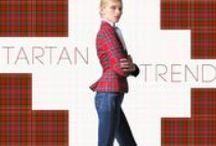 Tartan & Check Print FW 2013-14 / Check it out: Tartan is back in a big way!