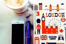 London is where my ♥ is / Where I want to live my life.