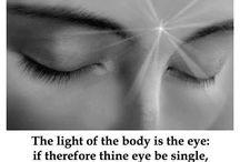 pineal gland/third eye chakra / by Wayne S