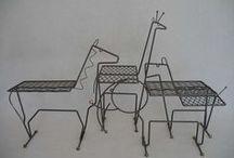 Modernistic Animals