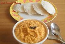 Side dish for Idli/dosa
