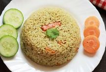 One pot meal - Rice recipe
