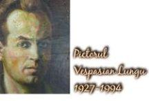 Art Collectibles / Vespasian Lungu - Roumanian painter 1927 - 1994