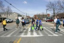 Active Living / Images of what different communities do to create an active environment for residents