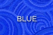 Blue / All things blue