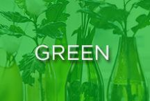 Green / All things green