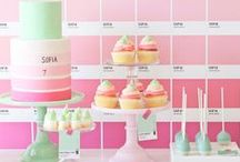 Candy Buffets / Dessert tables decked with eye candy!