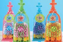 Candy Jars / Wonderful vessels built to hold confectionery wonders.