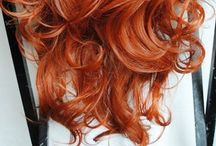 Hair & beauty / Hair tricks and colors