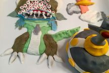 Instructable Monty Python Beast / Monty python cake, monty python costume, beast of arrgh and holy hand grenade