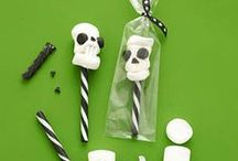 Halloween Candy Recipes and Crafts / Freakishly fun candy recipes and crafts for Halloween