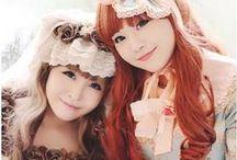 Lolita / Fairy / Decora kei