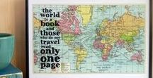The world is a book and those who do not travel read only one page! ;)