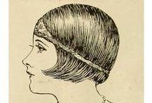 hairdo 1920