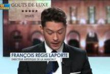 Maison F Paris on TV - Videos with François-Régis Laporte... / Interviews of the designer François-Régis Laporte - Corporate Teasers - Tutorials Watch More > https://www.youtube.com/channel/UCX9WoUSvj8XndxcwP0DKbMw/featured